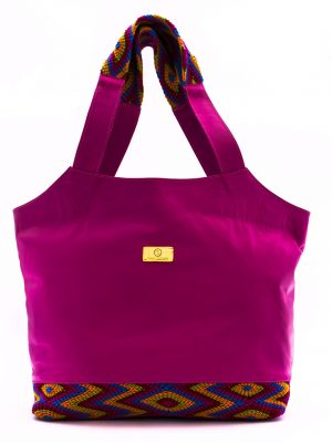 Executive handbag wayuu