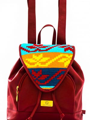 Wayuu backpack
